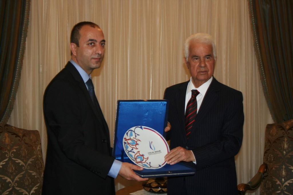 IMG 1466 1024x682 KKTC Cumhurbaşkanı Derviş Eroğlu, KKTC Engelsiz Bilişim Platformu ile Türkiye Engelsiz Bilişim Platformu heyetlerini kabul etti.