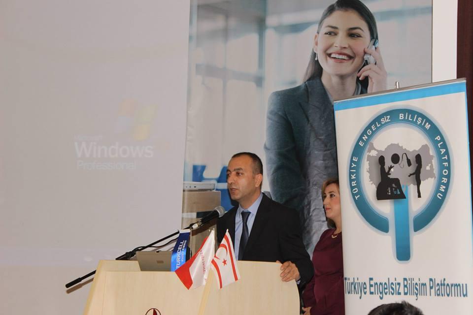 mozhankalac KKTC   Engelsiz Bilişim Günleri Gerçekleştirildi